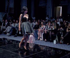 """مصمم الأزياء """" محمد نور"""" يطلق مجموعته لصيف 2017 فانتازيا  الأبيض والأسود"""
