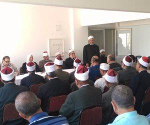«البحوث الإسلامية»: أكثر من الفي ندوة دينية خلال الثلث الأول من شهر رمضان