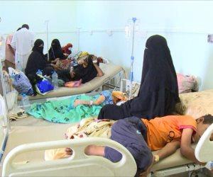 الصحة العالمية: عدد الوفيات بسبب الكوليرا في اليمن يتجاوز 1100 شخص