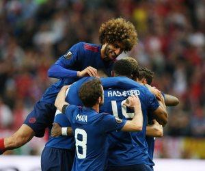 مانشستر يونايتد بطلا للدوري الأوروبي للمرة الأولى في تاريخه (فيديو)