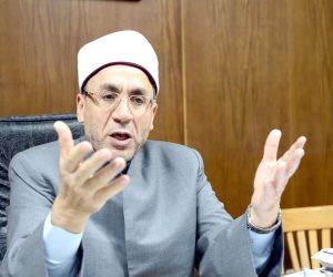 """أمين """"البحوث الإسلامية"""": نصوص الشريعة تؤكد أهمية بناء الشخصية الوطنية"""