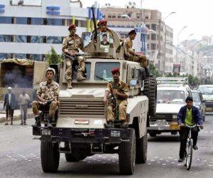 """التحالف العربى يدعم الجيش اليمنى لتحرير  جبل """"مركوزة"""" الاستراتيجى فى البيضاء"""