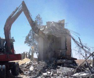 الإسكان: إزالة التعديات على نحو 820 فدانا بمدينة برج العرب الجديدة