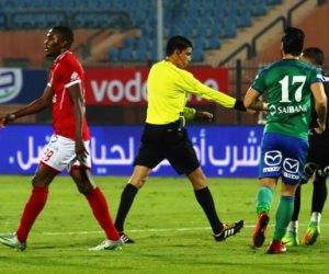 موعد مباراة الأهلى والمقاصة بالدورى المصرى