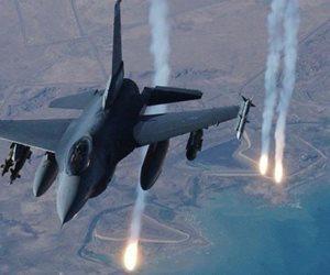 عاجل.. التلفزيون المصرى يذيع نتائج الضربة الجوية ضد معسكرات الإرهاب بليبيا