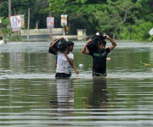 ارتفاع حصيلة ضحايا السيول والانهيارات الطينية فى سريلانكا إلى 146 قتيلا