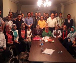 «حماة الوطن» يطالب الأحزاب بالتكاتف خلف القيادة السياسية