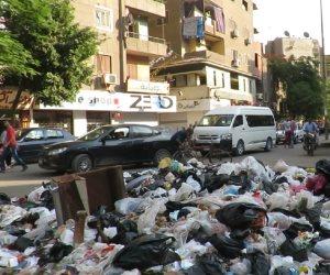 بعد أن احتلت الشوارع.. خطة حكومية من 3 محاور للقضاء على القمامة خلال عامين