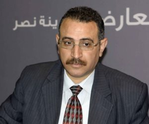 طارق فهمي vs حازم حسني.. الثاني أستاذ «الشو الإعلامي»