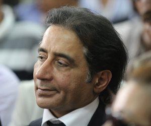 اليوم.. محاكمة أحمد عز في «حديد الدخيلة»