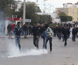 استمرار الاعتصام والاحتجاجات لعمال ولاية تطاوين التونسية