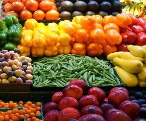 أسعار الخضروات والفاكهة اليوم الإثنين 22-7-2019.. ارتفاع سعر الكوسة والفاصوليا