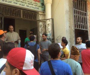 قومي السكان يساهم في حل مشاكل قرية «الزيات» بالوادي الجديد (صور)