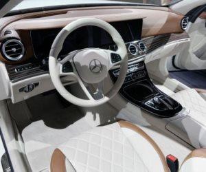 مرسيدس تنافس Bmw I3 بسيارة كهربائية بسعر 40 ألف يورو