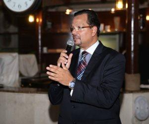 النائب شريف فخري يطالب باستحداث برنامج قومي لتأهيل الشباب علميًا وتكنولوجيًا