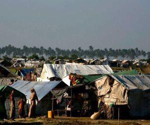 سوري يشعل النار في نفسه بمخيم للاجئين في اليونان لتدني أوضاعهم
