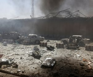 سفارة بريطانيا في أفغانستان تدين تفجيرى كابول