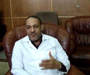الدكتور علي محروس.. انتشرت في عهده عمليات تجارة الأعضاء البشرية