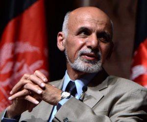 الرئيس الأفغانى يدعو طالبان للدخول فى عملية المصالحة السياسية