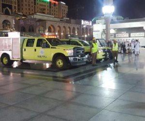 أول جمعة في رمضان.. السعودية تعلن حالة الطوارئ بالأماكن المقدسة