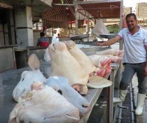 «فواكه اللحوم».. جنة المدبح المفقودة (فيديو)