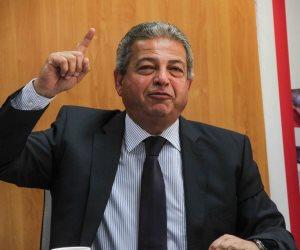 دعم الاتحاد المصرى للمكفوفين بـ500 ألف جنيه للمشاركة ببطولة العالم لكرة الهدف