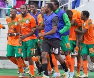 زيسكو يفوز على ريكرياتيفو بهدف في الكونفدرالية الإفريقية