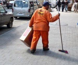 حملات لتجريد الأتربة بشوارع الساحل والوايلي