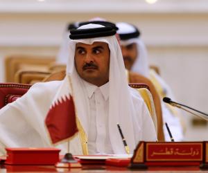 متى ترفع قطر الراية البيضاء؟