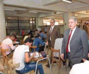 كشف 175 حالة غش بين طلاب جامعة أسيوط