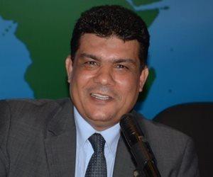 لمرور 50 عاما على تهويد القدس.. محمد عبدالنعيم يشارك في مؤتمر أذربيجان