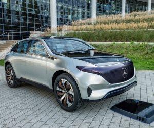دايملر وبايك يتعاونا لإنتاج سيارات كهربية