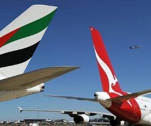 كوانتاس الأسترالية ترى مجالا لشراكة مع طيران الإمارات على مسارات إلى أوروبا