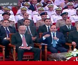 السيسي: الإعلام صناعة والتليفزيون المصري يعاني من المديونيات