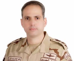 المتحدث العسكري: ضبط 5 إرهابيين وتدمير 4 مزارع بانجو بسيناء