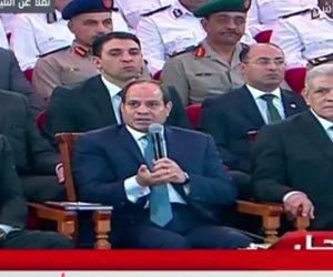 السيسي يكلف المحافظين بربط شرق النيل بغربه لإحلال التنمية المستدامة