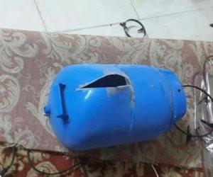 الداخلية: أنبوبة بوتاجاز وراء انفجار عقار الطالبية