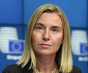موجيريني: الاتحاد الأوروبي يواجه مشاعر مناهضة للمنظومة