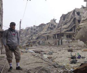 حافلات مسلحى جيش الإسلام تغادر أكبر بلدة بالغوطة الشرقية
