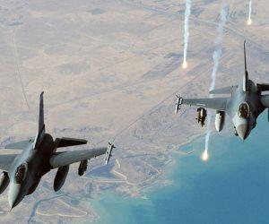 الطيران السوري يقصف مواقع للميليشيات المعارضة بمدينة دوما
