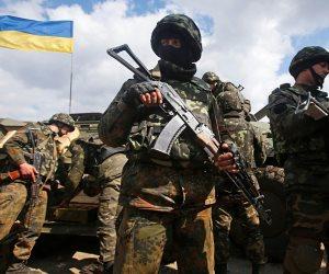 متمردون يهاجمون موقعا للحكومة الأوكرانية ومقتل 5 جنود