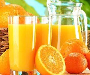فوائد عصير الجزر وعصير البرتقال لتخفيف الوزن