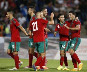 كأس العالم روسيا.. يد ممدودة بالسلام تساعد المغرب على بلوغ كأس العالم