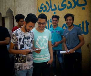 80 طالبا يسجلون رغباتهم في أول أيام التنسيق بمكتبة مصر العامة بدمياط