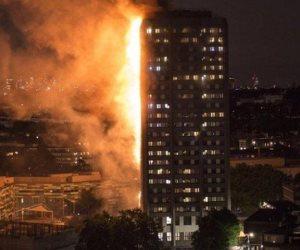 العثور على 24 جثة محترقة في غرفة واحدة ببرج لندن
