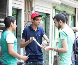 بدء امتحانات الدور الثاني للثانوية العامة بمادة اللغة العربية