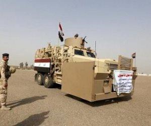 العراق ينفي تعرض قواته لقصف من التحالف الدولي في الموصل