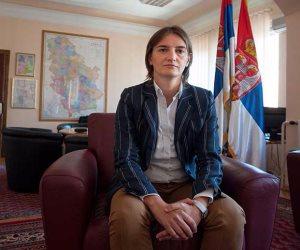 تعيين امرأة مثلية لرئاسة الحكومة في صربيا