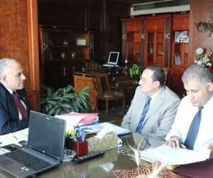 وزير الري يتابع موقف زراعة الأرز واحتياجات الزراعات الصيفية