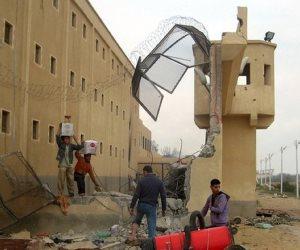 تأجيل محاكمة 13 متهمًا في أحداث الهروب الكبير من سجن الإسماعيلية لـ 14 مايو